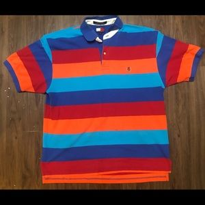 🔥 Vintage 90s Tommy Hilfiger Polo 🔥